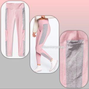 VS Pink Chalk Rose High Waist Extreme Cozy Legging